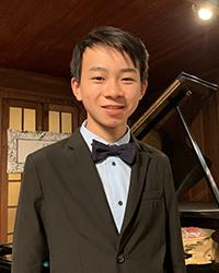 Junior 2 Division Semi-Finalists - 2019 Kaufman Music Center