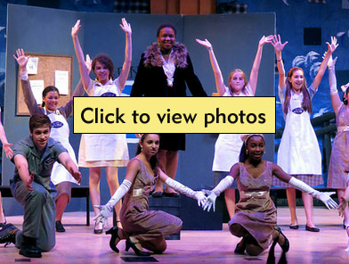 Summer Musical Theater Workshop at Kaufman Music Center's Lucy Moses School