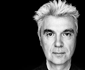 David Byrne by Danny Clinch