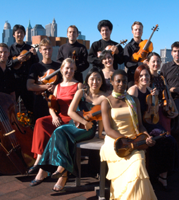 ECCO - East Coast Chamber Orchestra