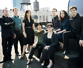 American Contemporary Music Ensemble by Liz Linder