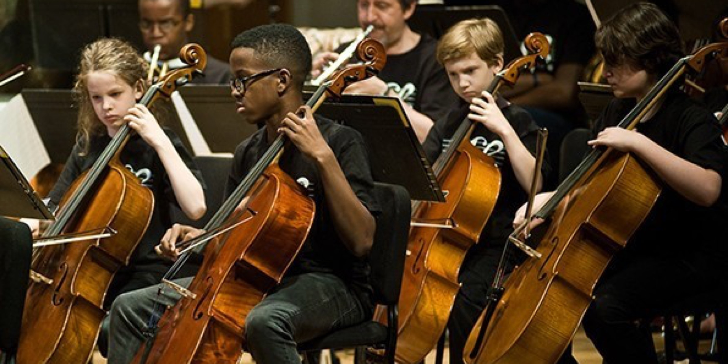 Auditions for Intermediate & Advanced String Ensembles are Sep 7.