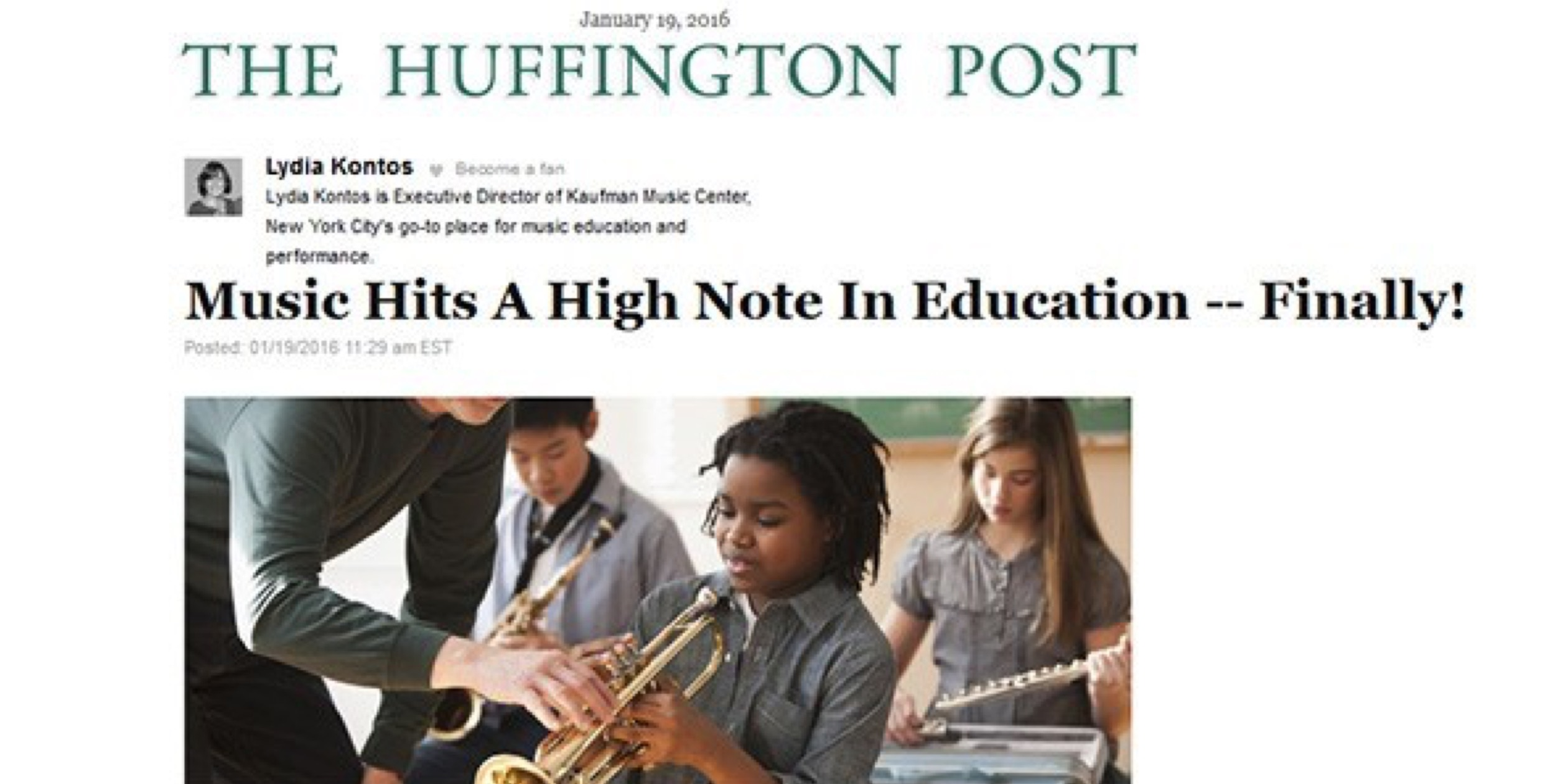 Here's Why Music Is a Necessary Subject In All Schools.