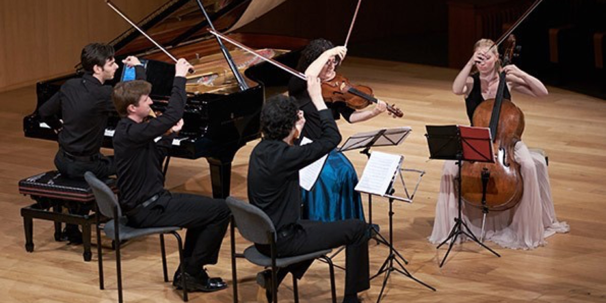Israeli Chamber Project: Quintets! | Thu, May 5, 7:30 pm