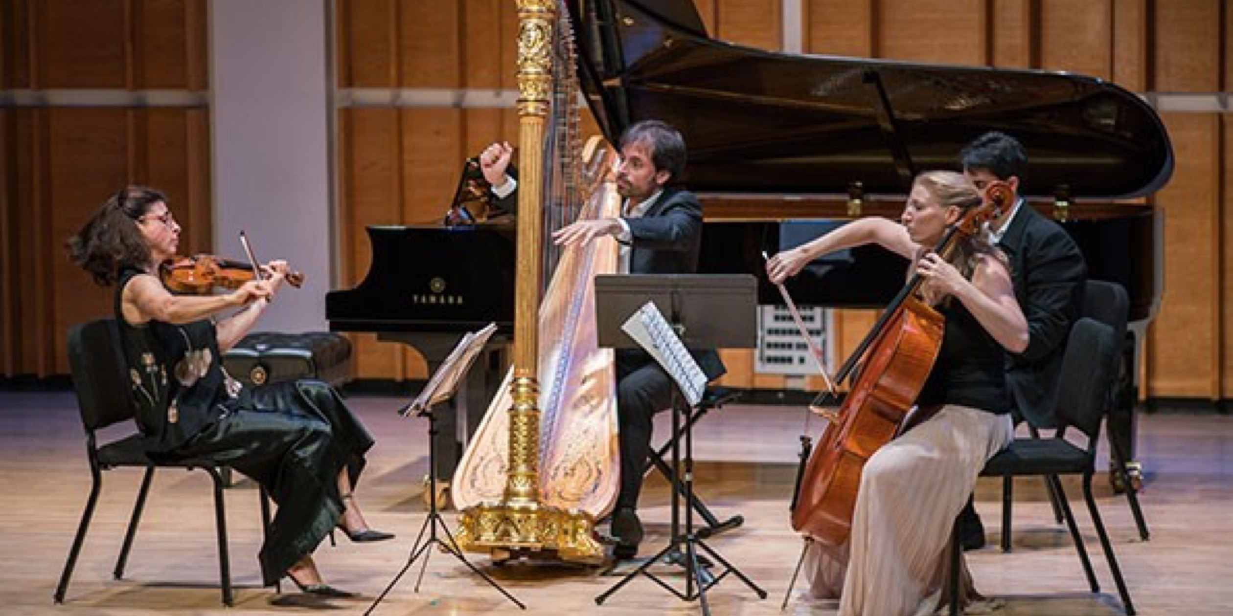 Israeli Chamber Project: Harp + | Tue, May 9, 7:30 pm