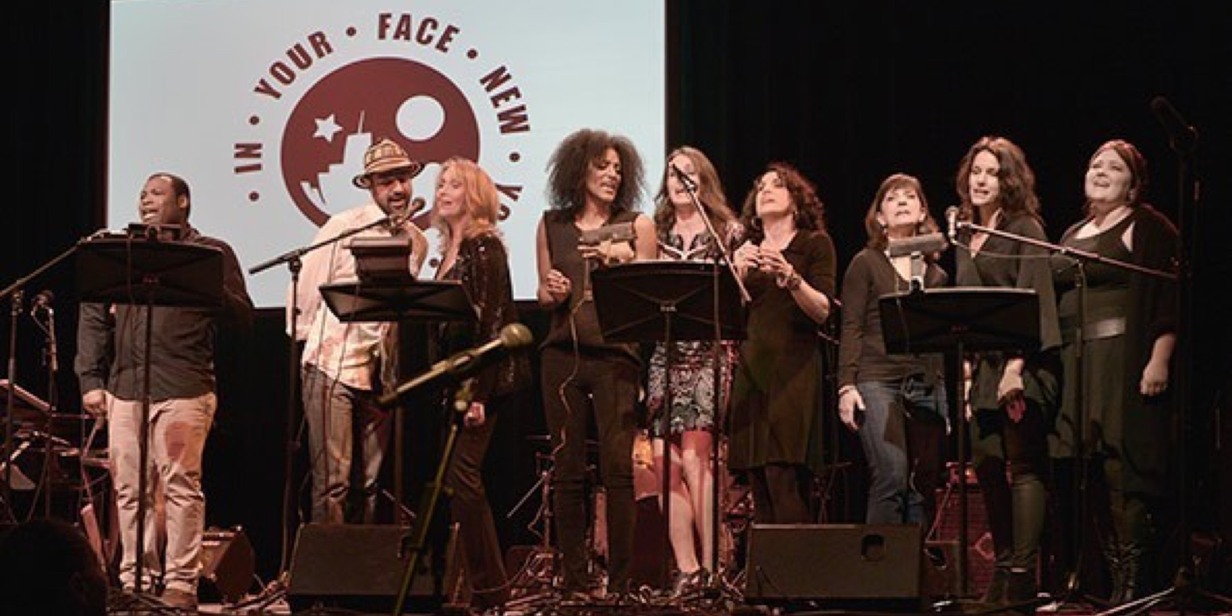 In Your Face–New York: Mo Rocca, Judy Kuhn, Patricia Marx & more