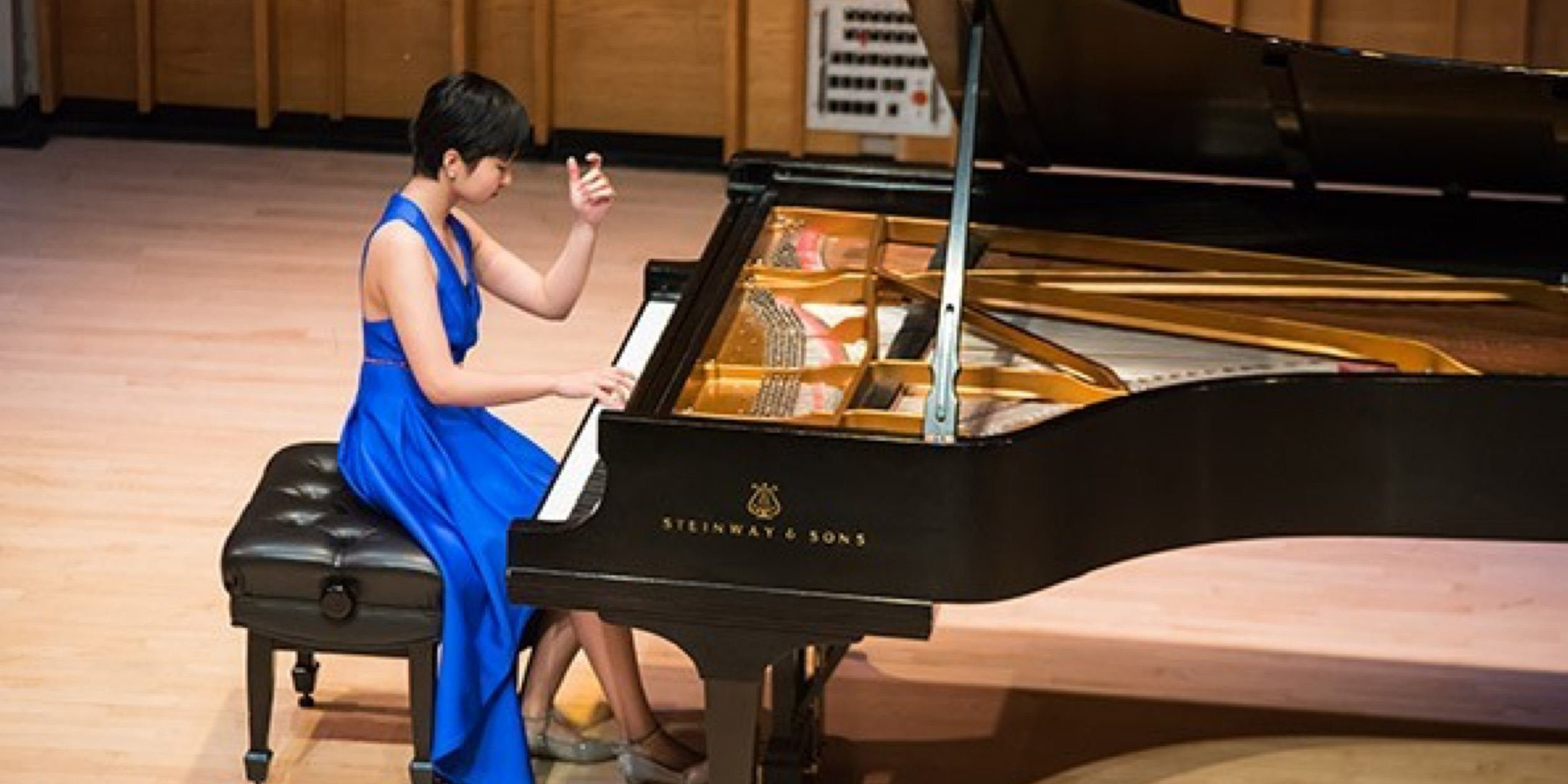 2019 Kaufman Music Center International Youth Piano Competition