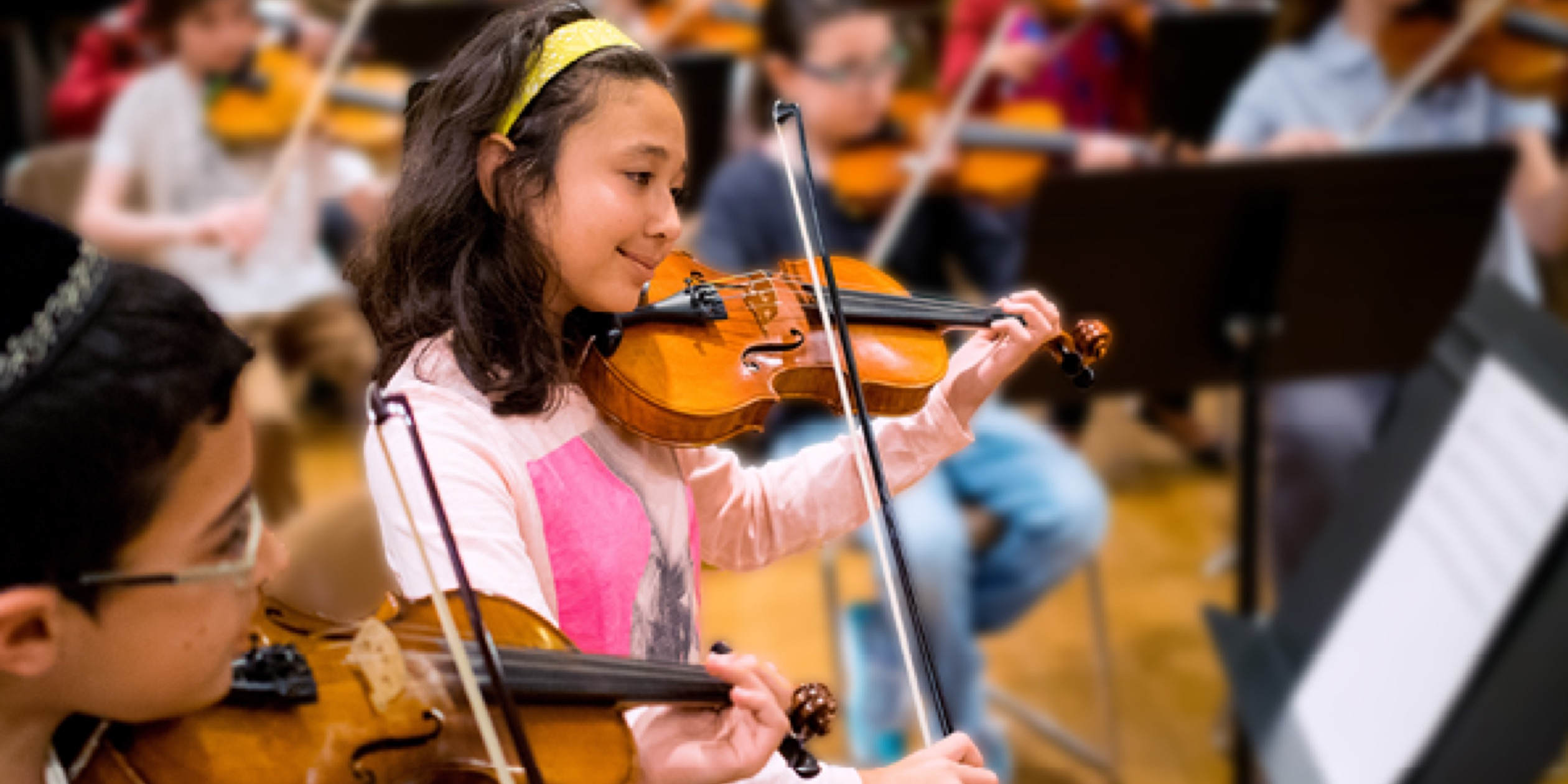 Explore Our Music Classes for All Ages!