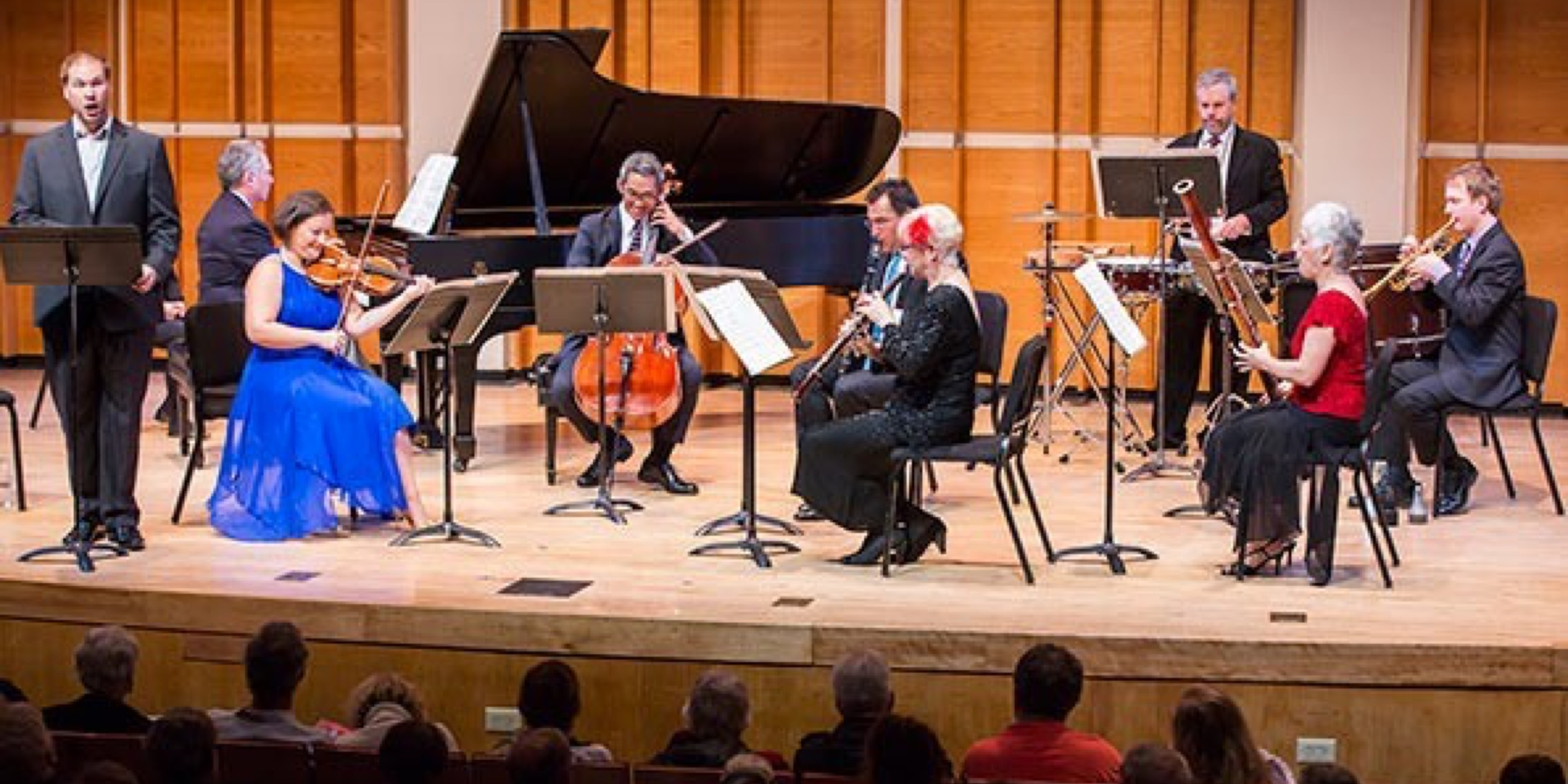 New York Philharmonic Ensembles | Sun, May 28, 3 pm