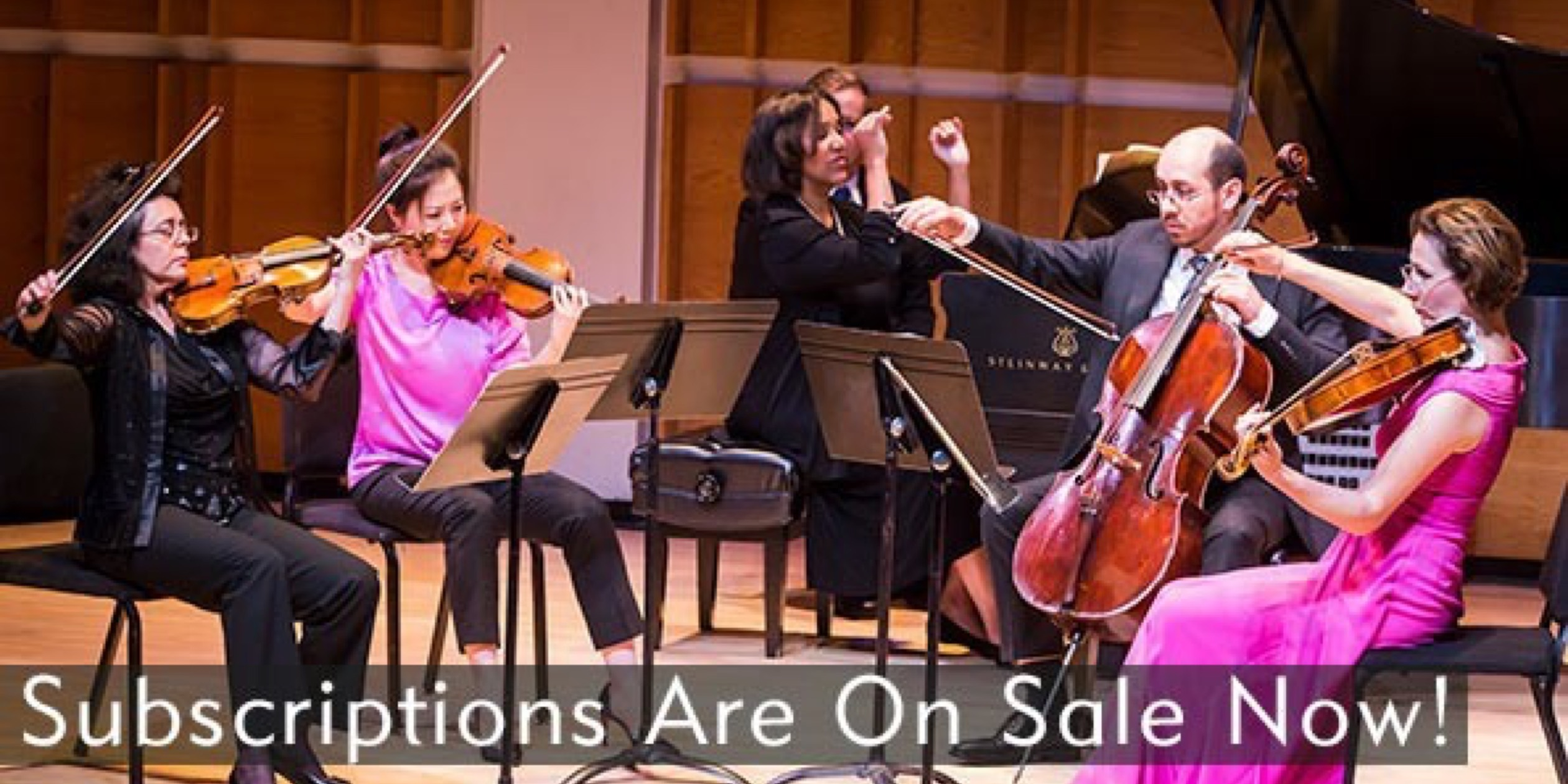 New York Philharmonic Ensembles Begin Oct 15