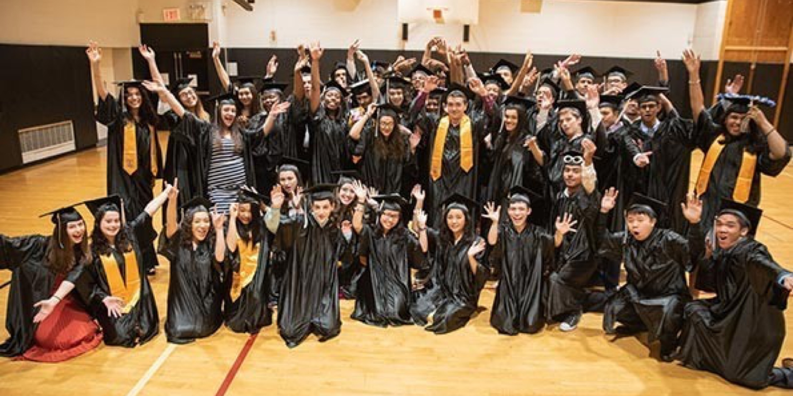 Congratulations to the Special Music School Class of 2018!