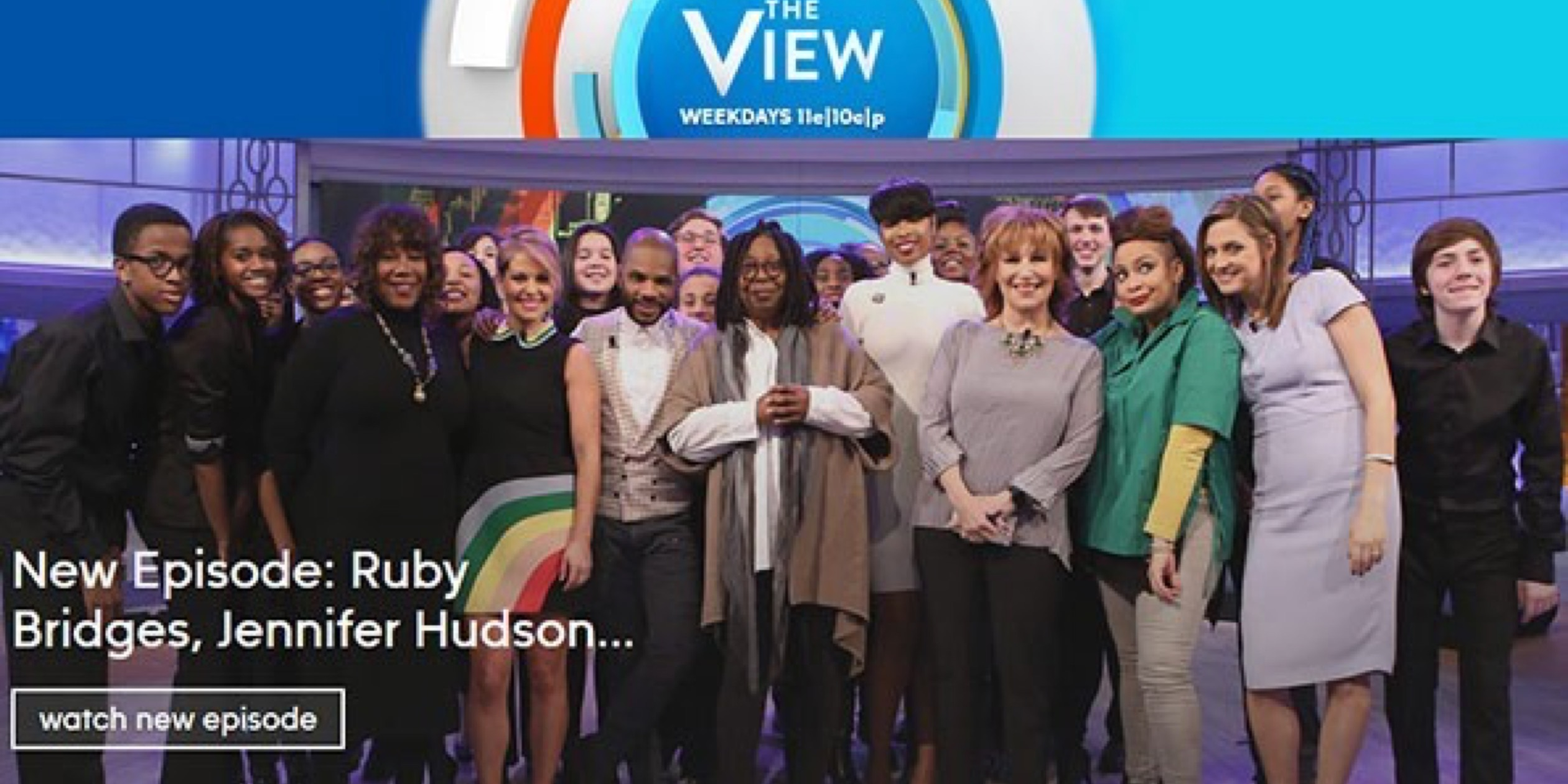 Watch Special Music School Students Perform with Kirk Franklin on ABC's The View!