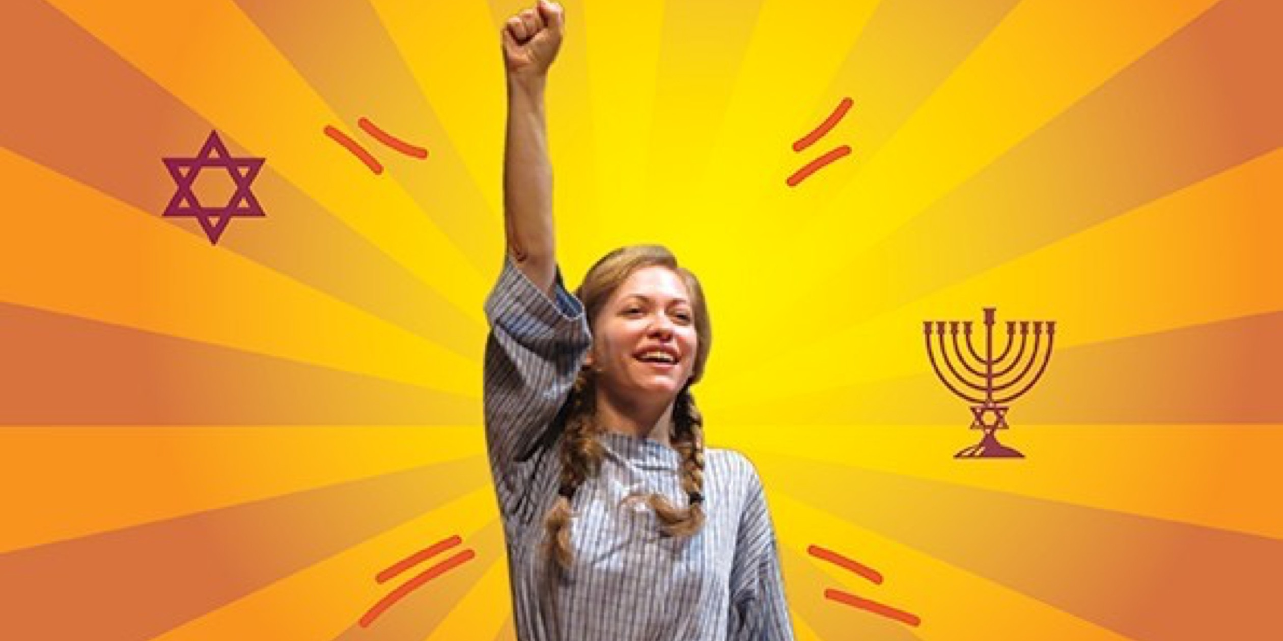 Judy & the Maccabees: A Hanukkah Family Musical