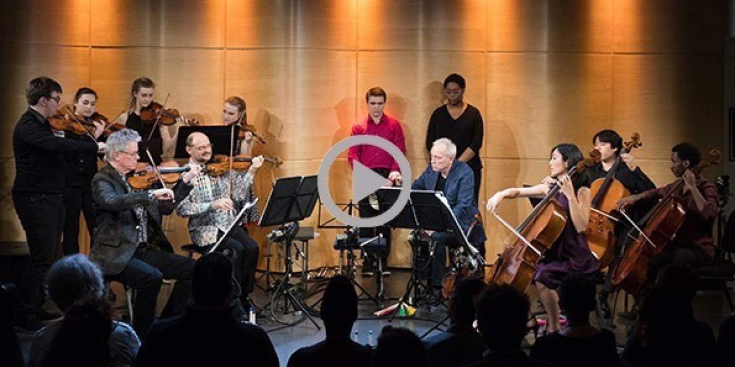 VIDEO: Watch Kronos Quartet & Face the Music