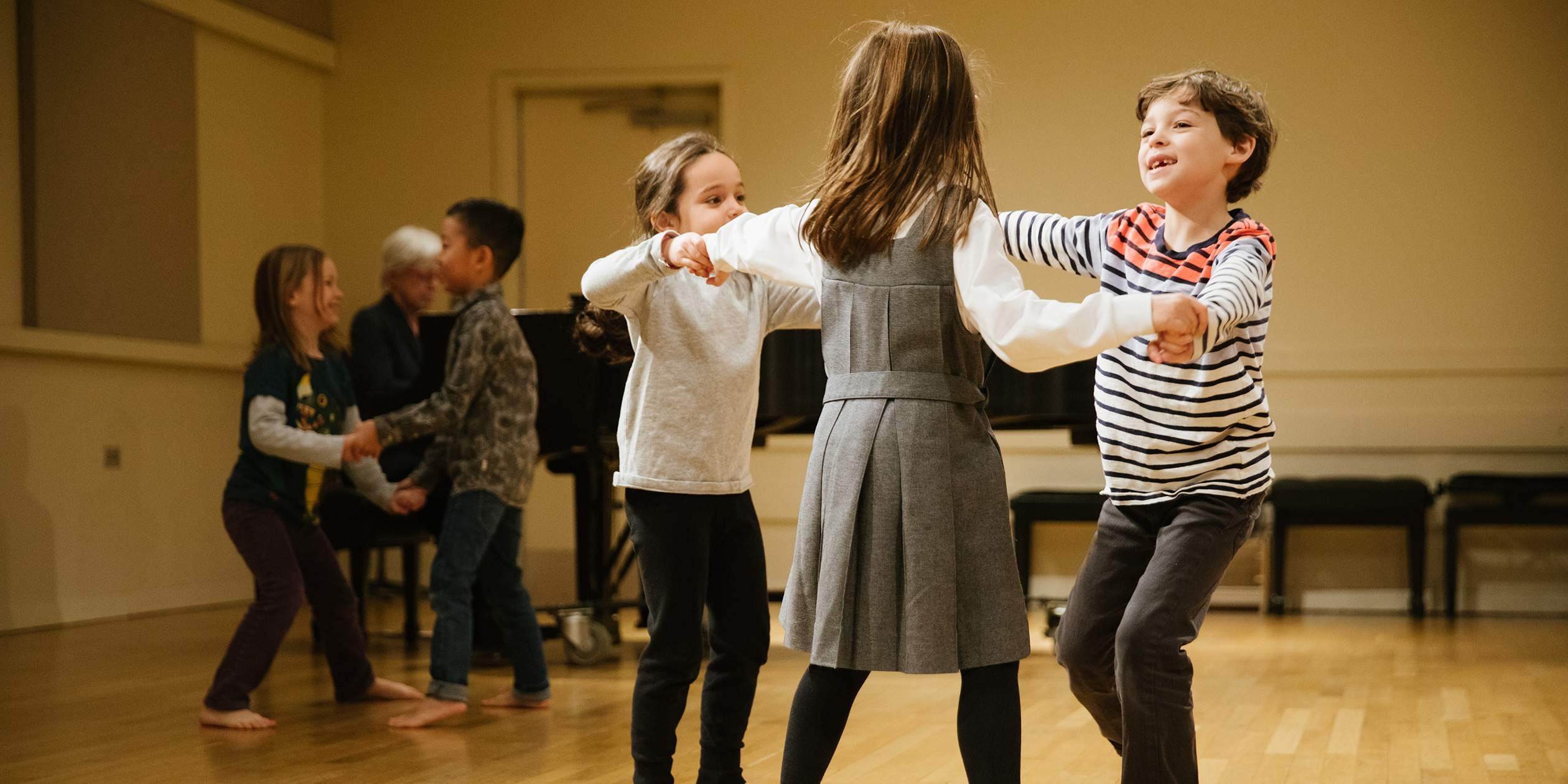 Dalcroze For Children