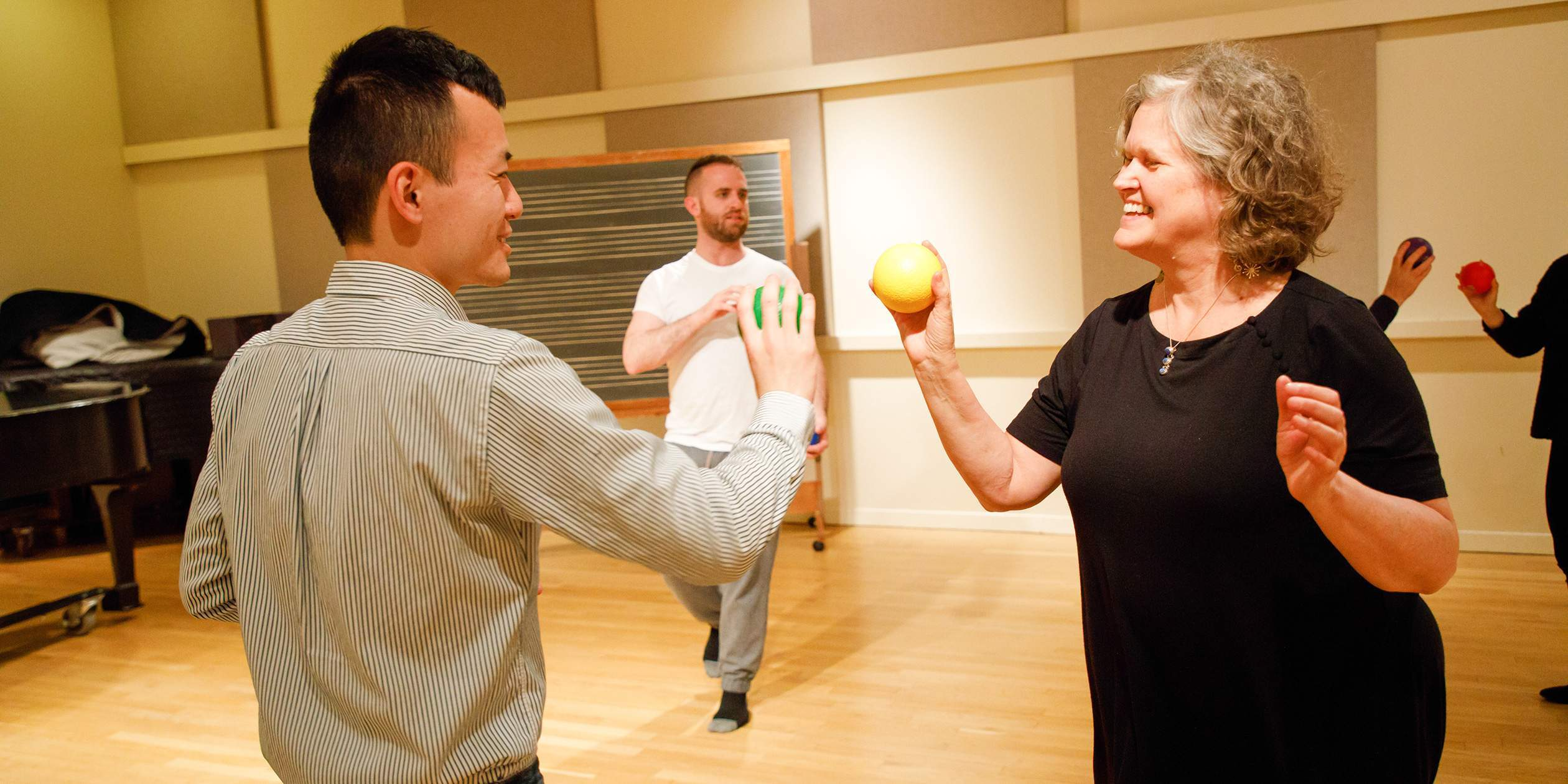 Dalcroze For Adults
