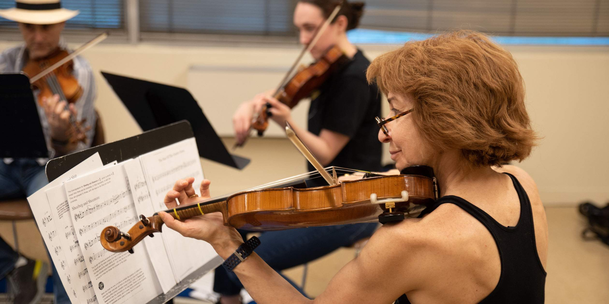 Registration is open for Adult Division Classes & Private Instrument Lessons