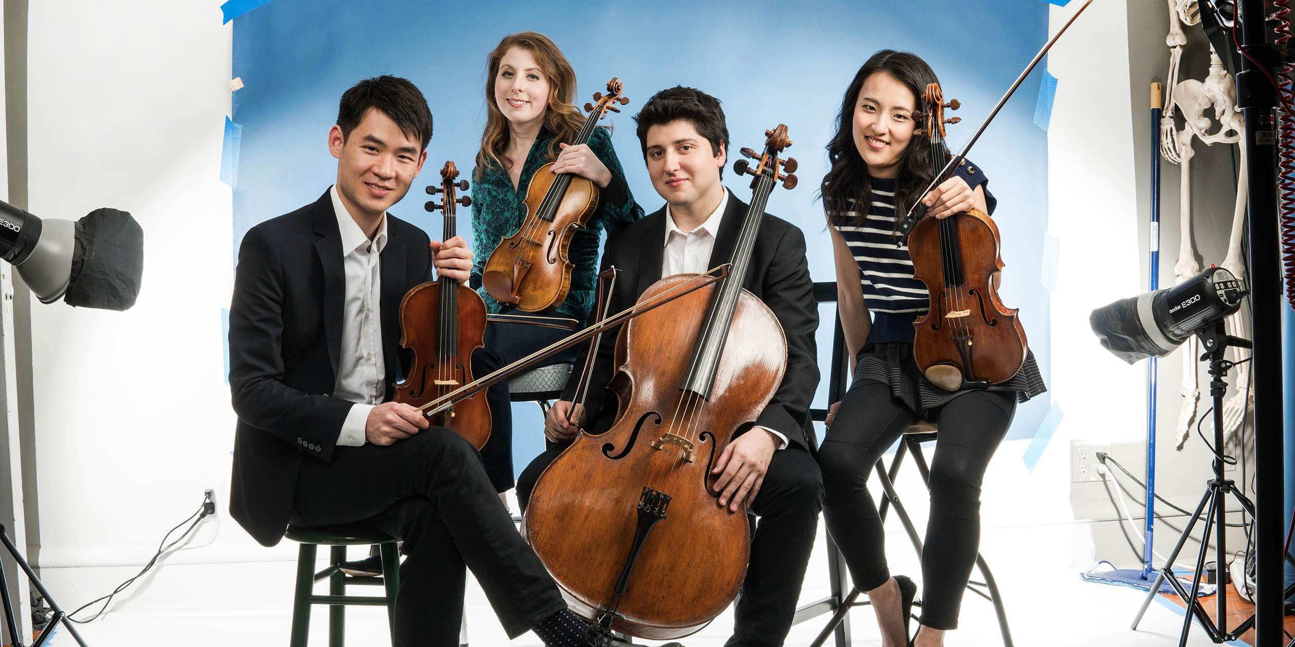 Tuesday Matinees: Omer Quartet