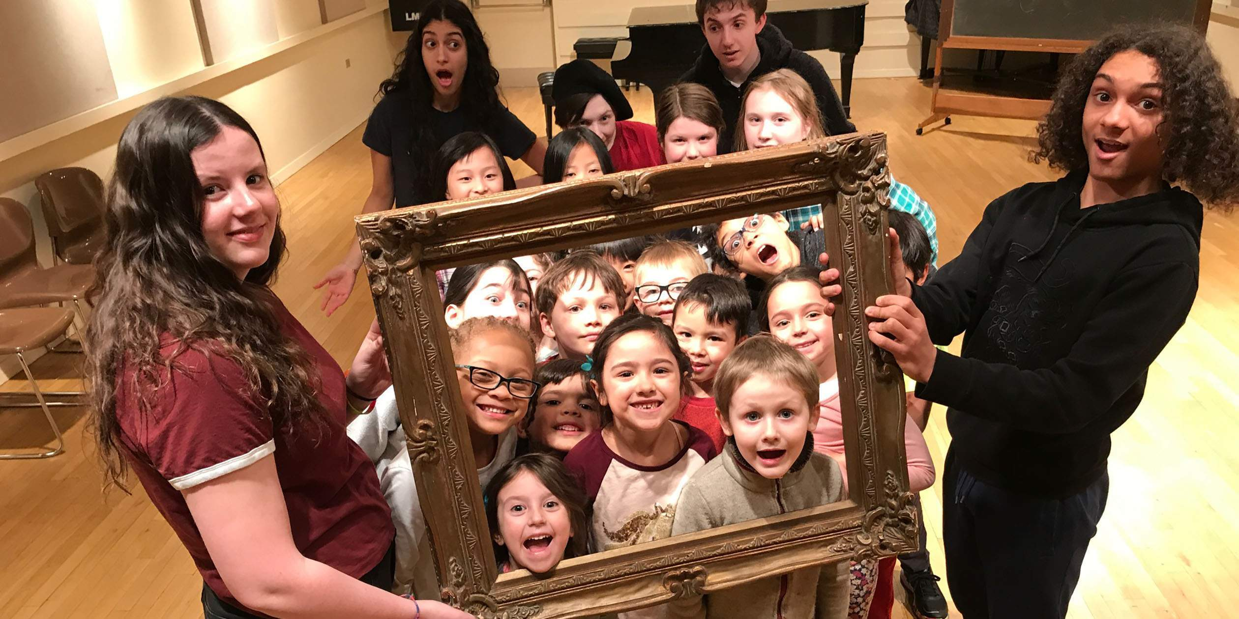 Registration is Open for Winter Arts Camp