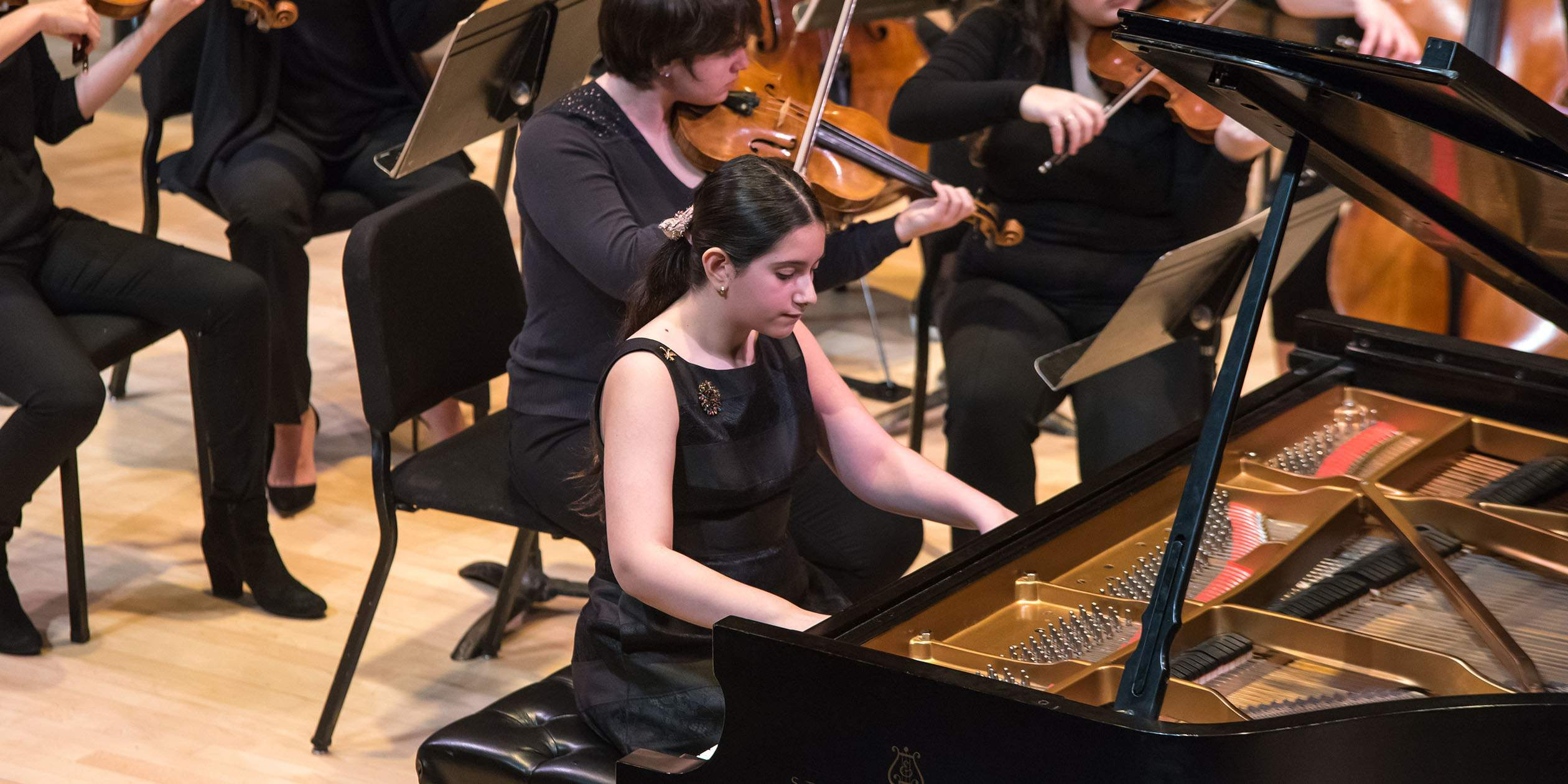 kaufman Music Center 2020 Concerto Competition Winners' Concert