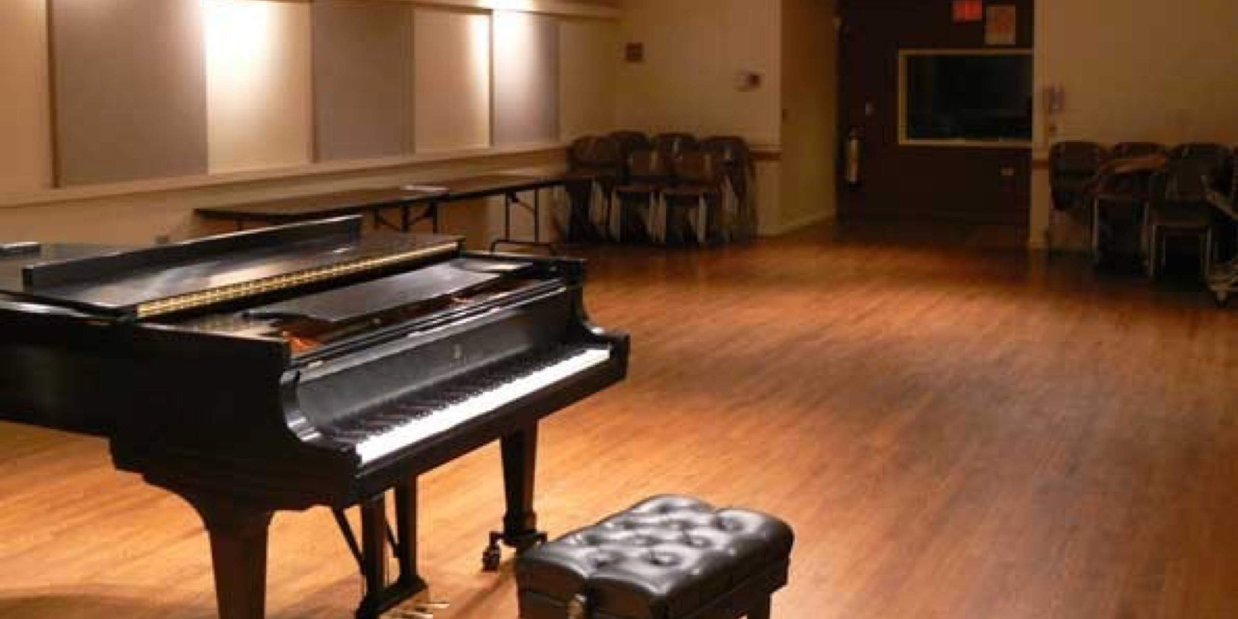 Ann Goodman Recital Hall
