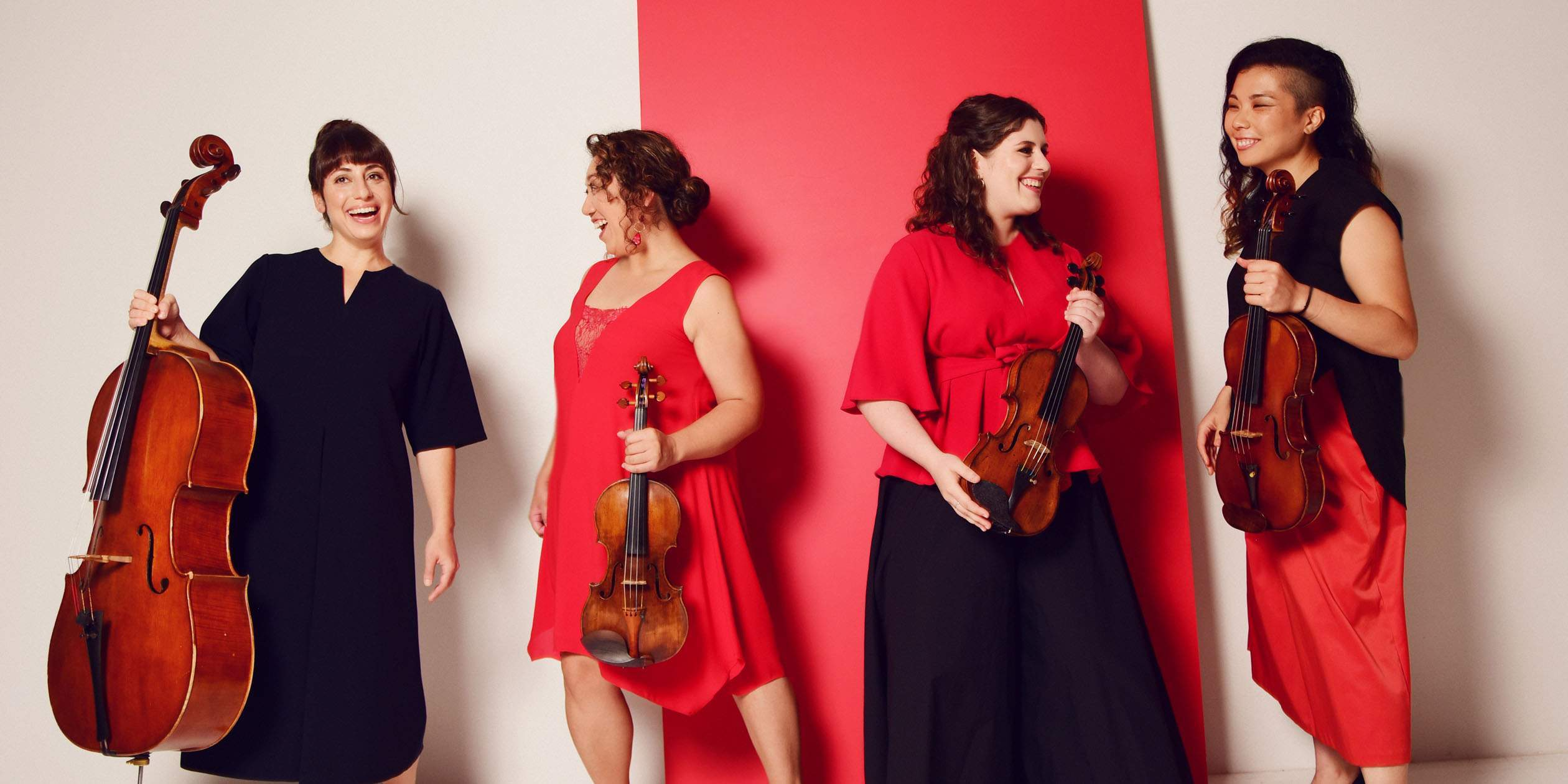 Tuesday Matinees: Aizuri Quartet