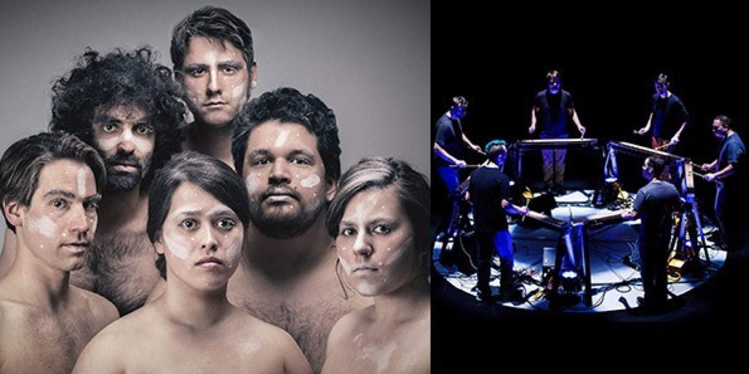 Mar 29: Bent Knee & Mantra Percussion