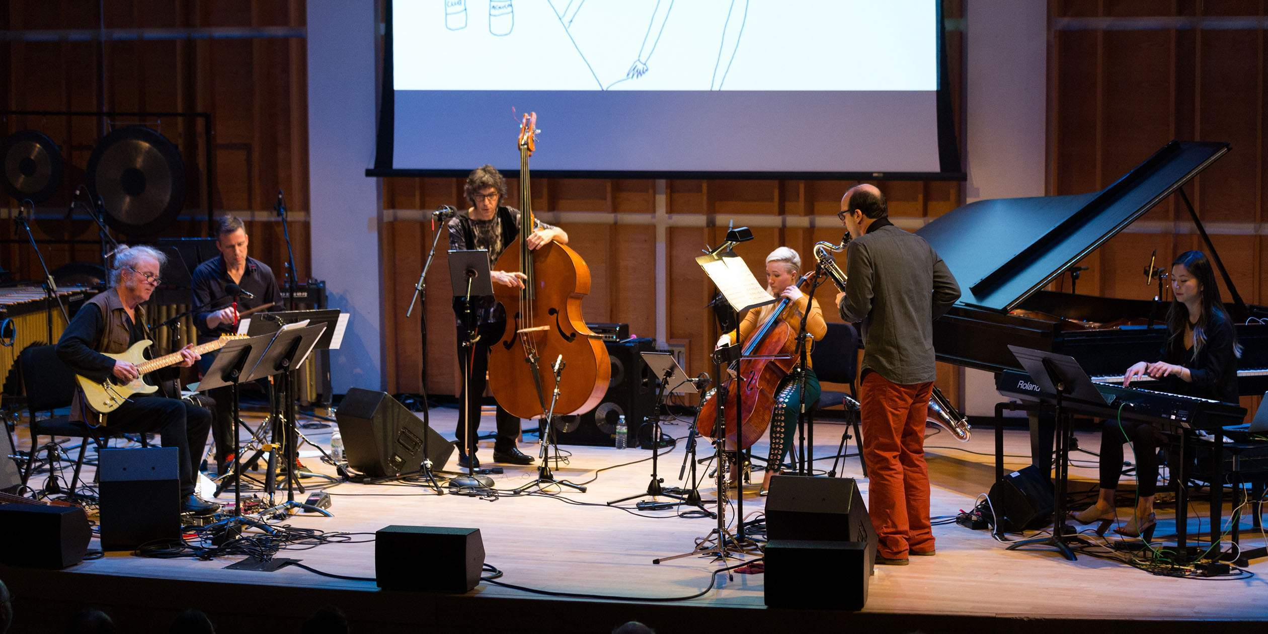 Ecstatic Music Festival: Bang on a Can People's Commissioning Fund Concert