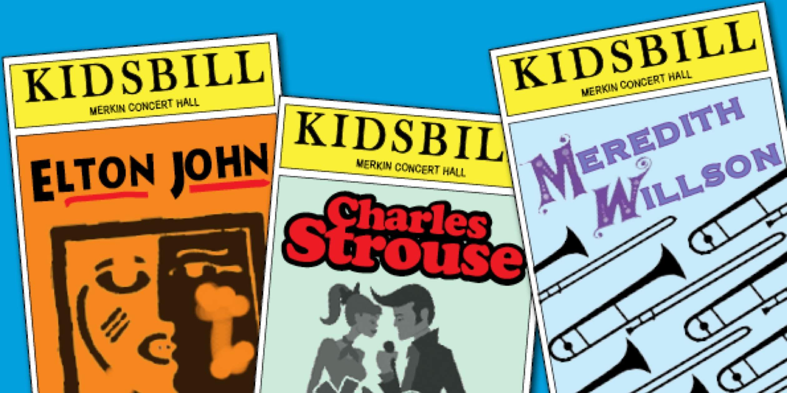 Share the Broadway musicals you love with the kids in your life!