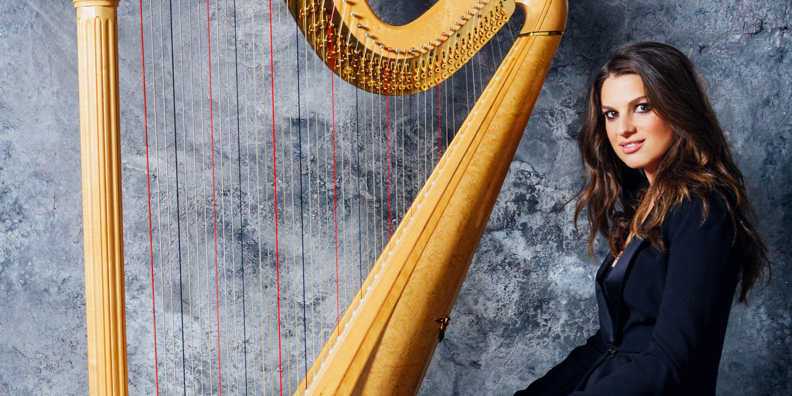 Only at Merkin with Terrance McKnight: Bridget Kibbey, Harp & Guests