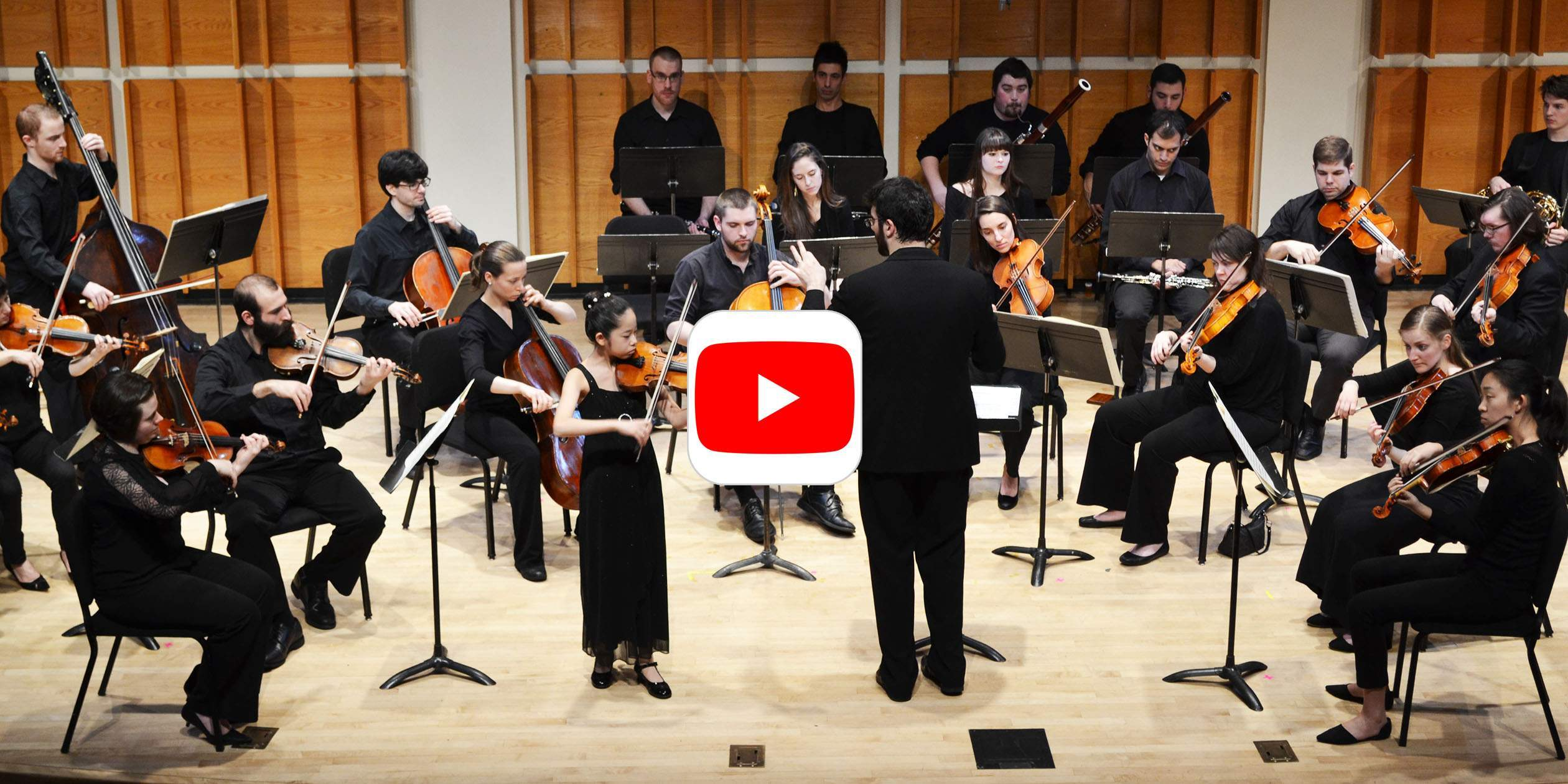 Watch the 2018 Kaufman Music Center Concerto Competition Winners' Concert