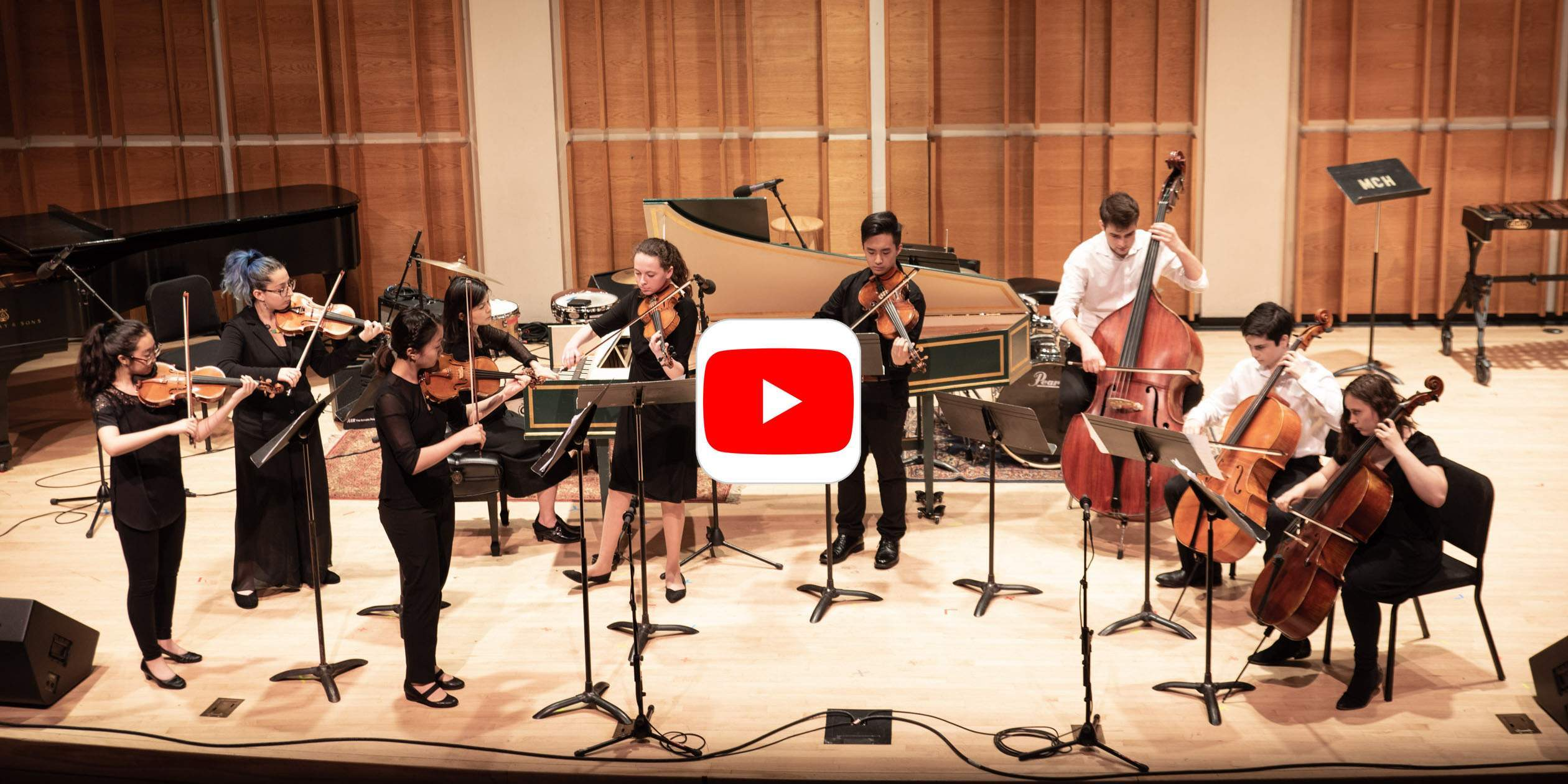 Watch SMS High School Ensembles Perform