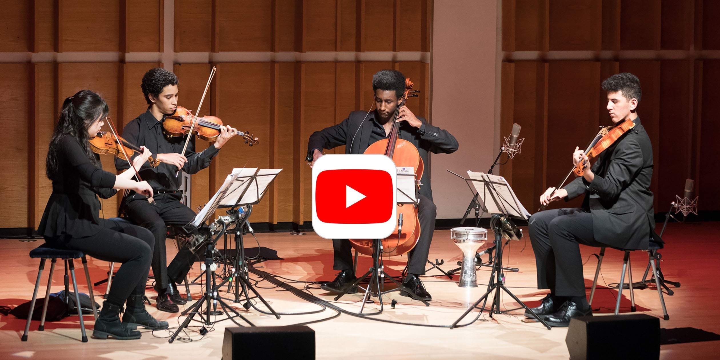 "Watch Face the Music perform ""Amrit"" by Kala Ramnath"