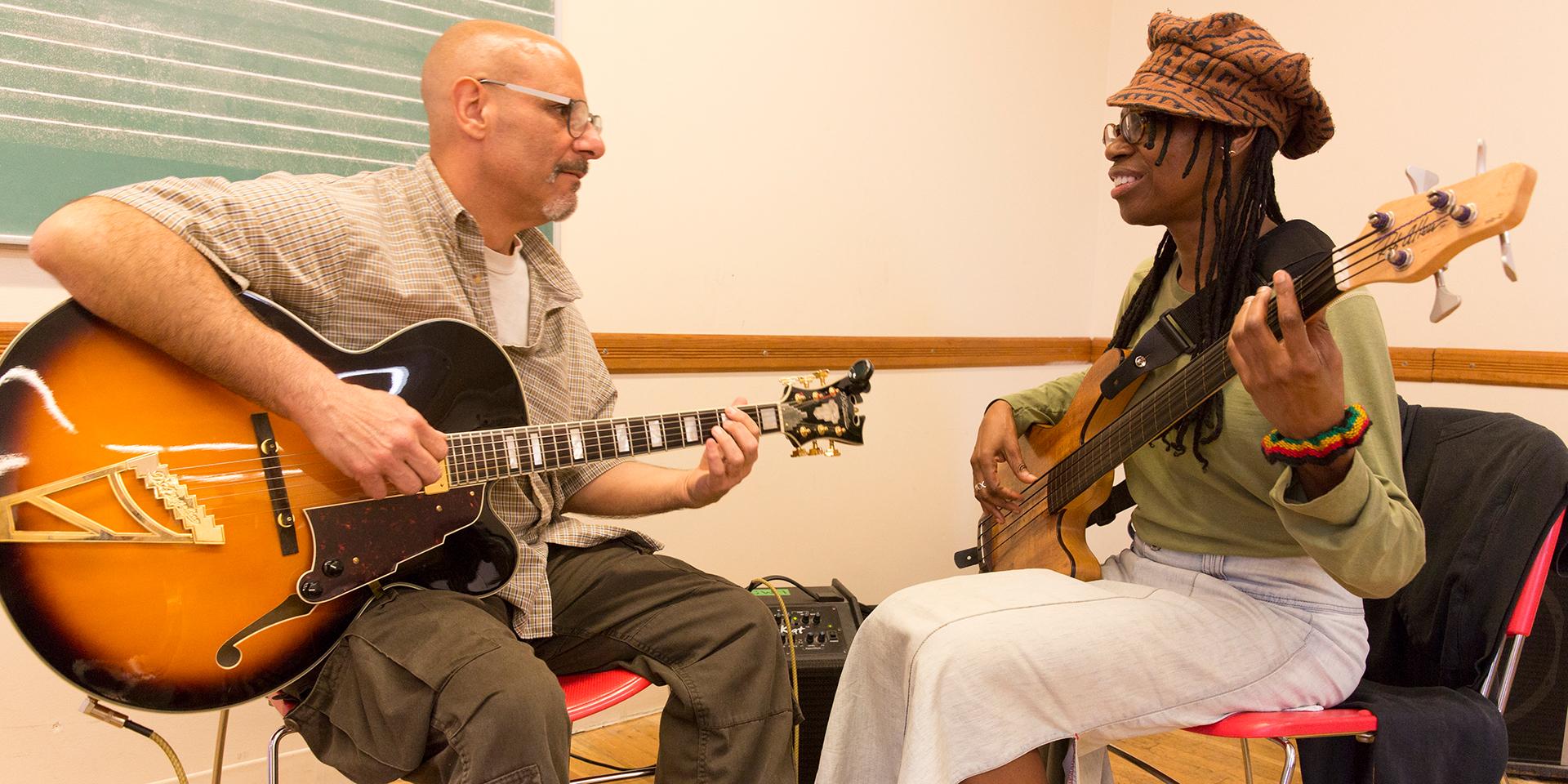 NYC Jazz Program - Directed By Jazz Guitarist Roni Ben-Hur