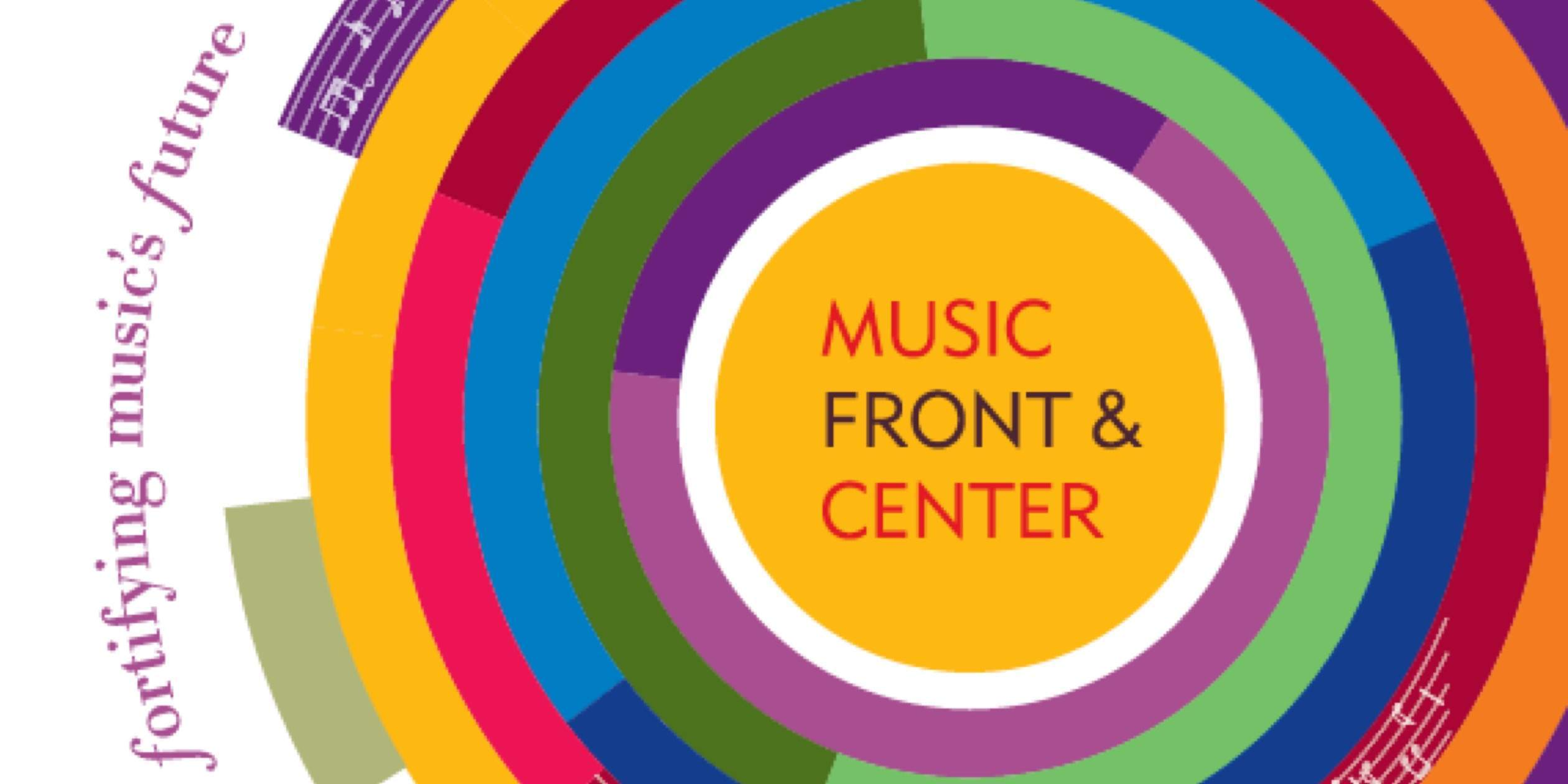 We're Putting Music Front & Center!