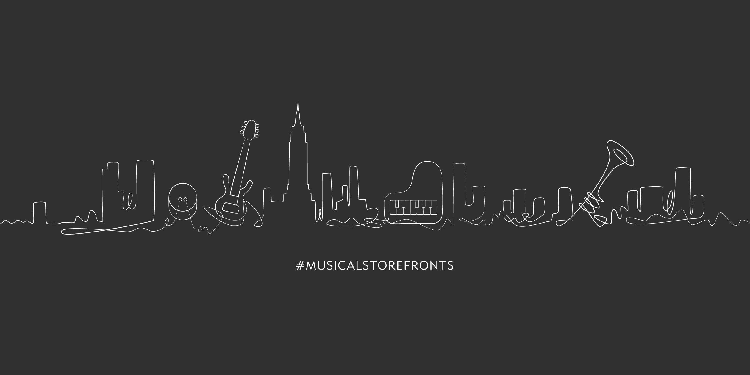 Musical Storefronts – Bringing Live Music (Safely) Back to NYC!