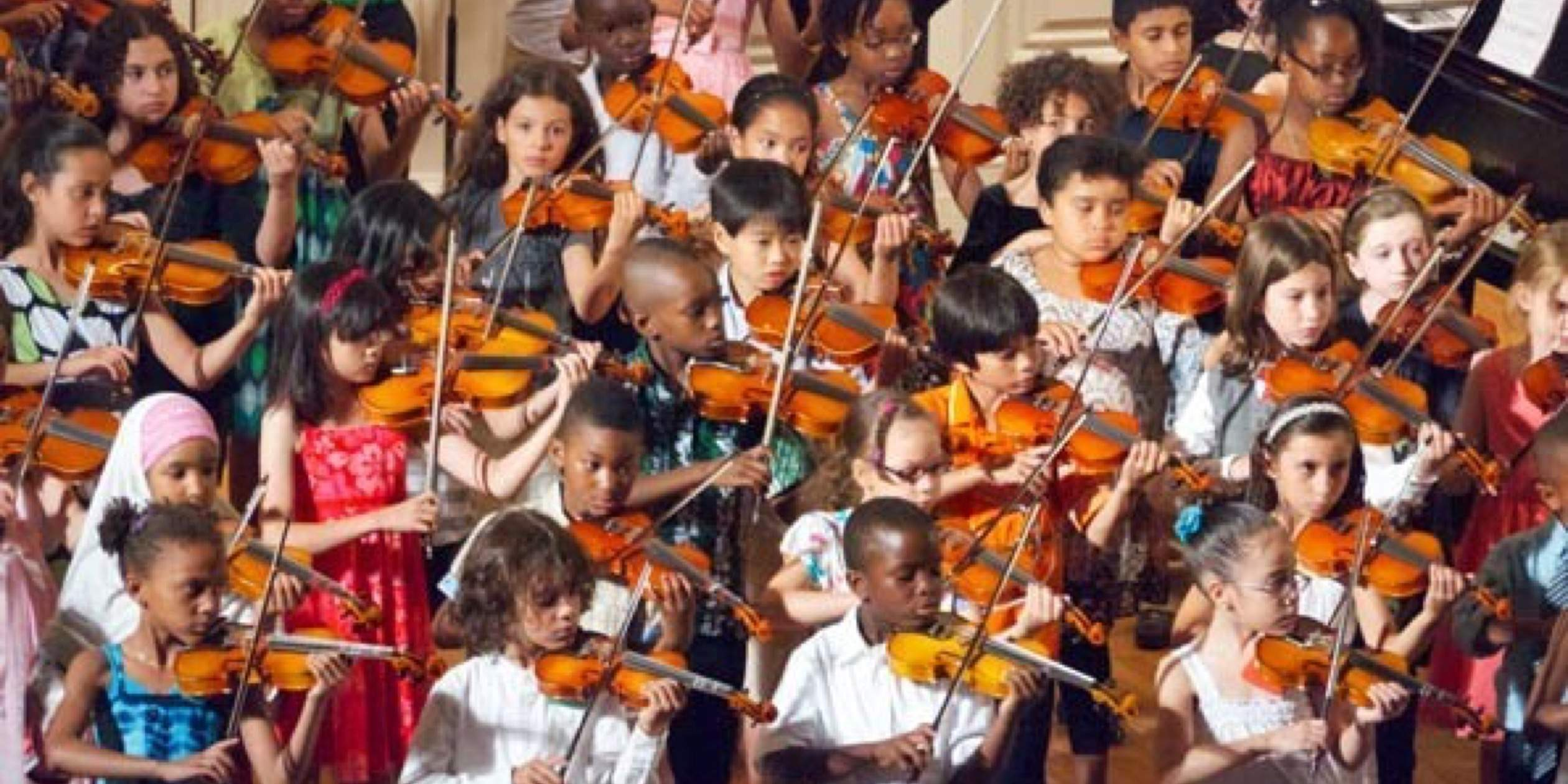 New Partnership with Opus 118 Benefits East Harlem Children