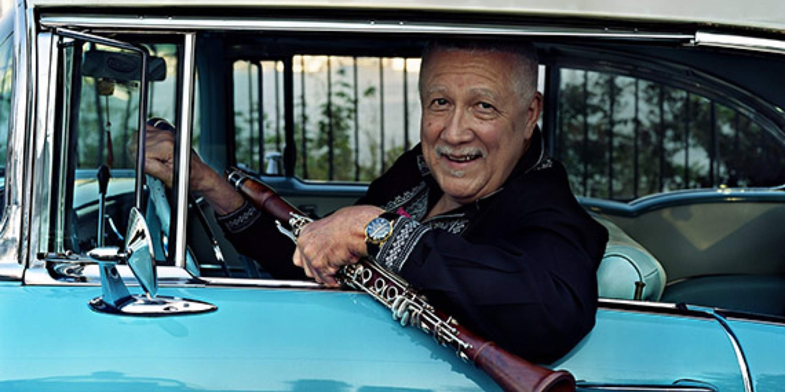 Musical Evening with Paquito D'Rivera | Thu, Nov 2, 6:30 pm