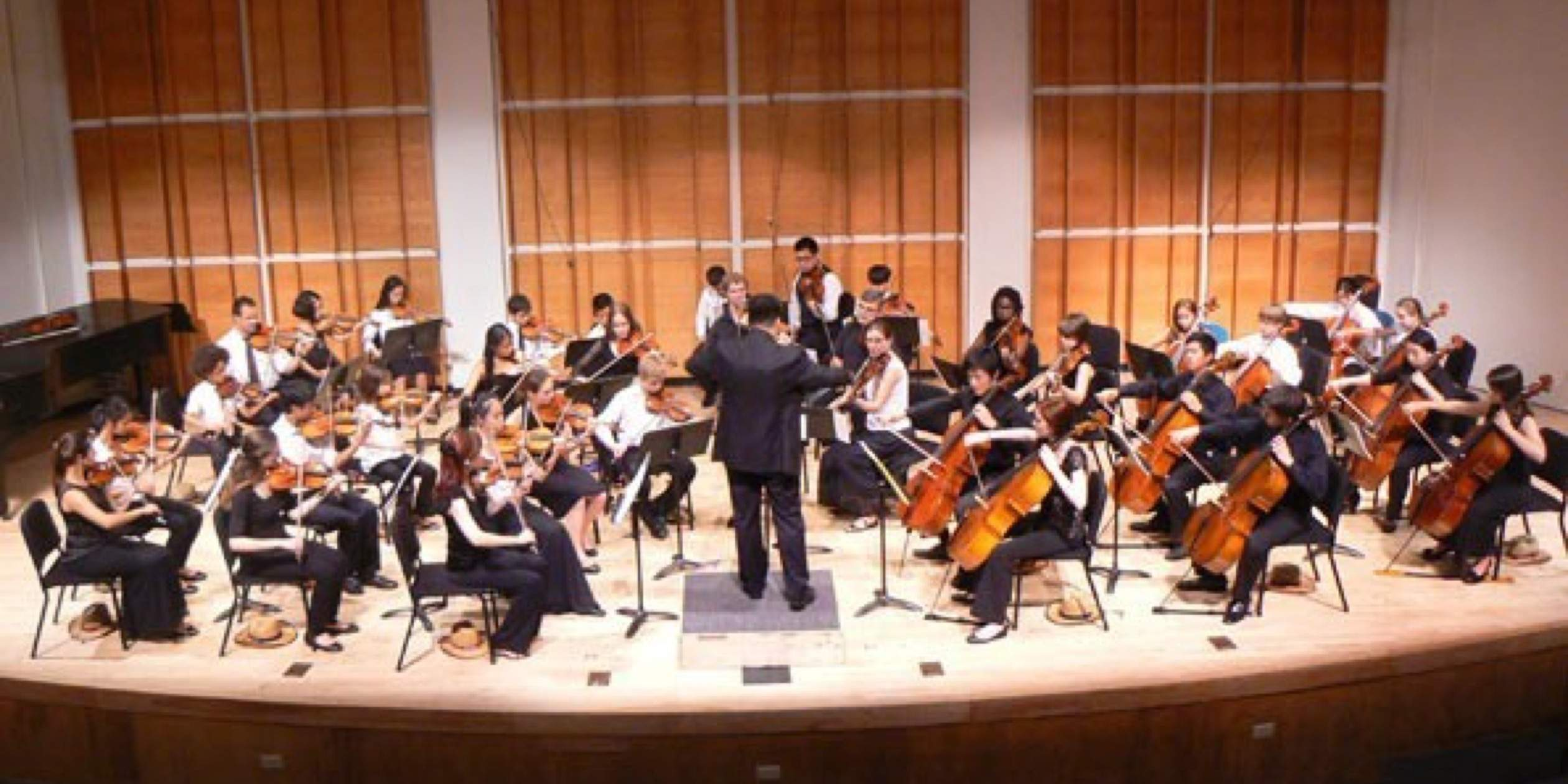 Young String Players Inspire Each Other at String Fest