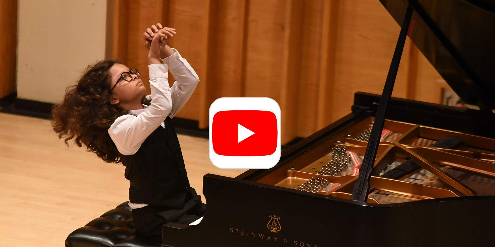 Kaufman Music Center 2019 International Youth Piano Competition
