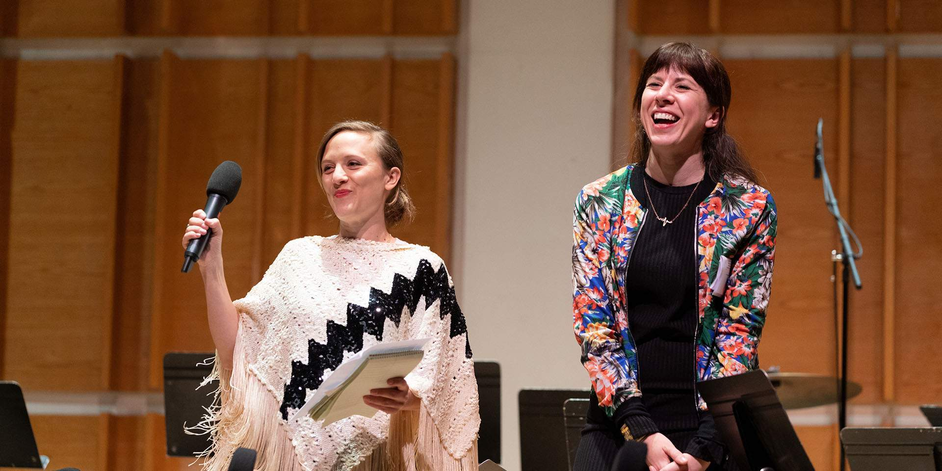 <p>Apr 29: World Premieres by the 2020 Fellows at Merkin Hall</p>