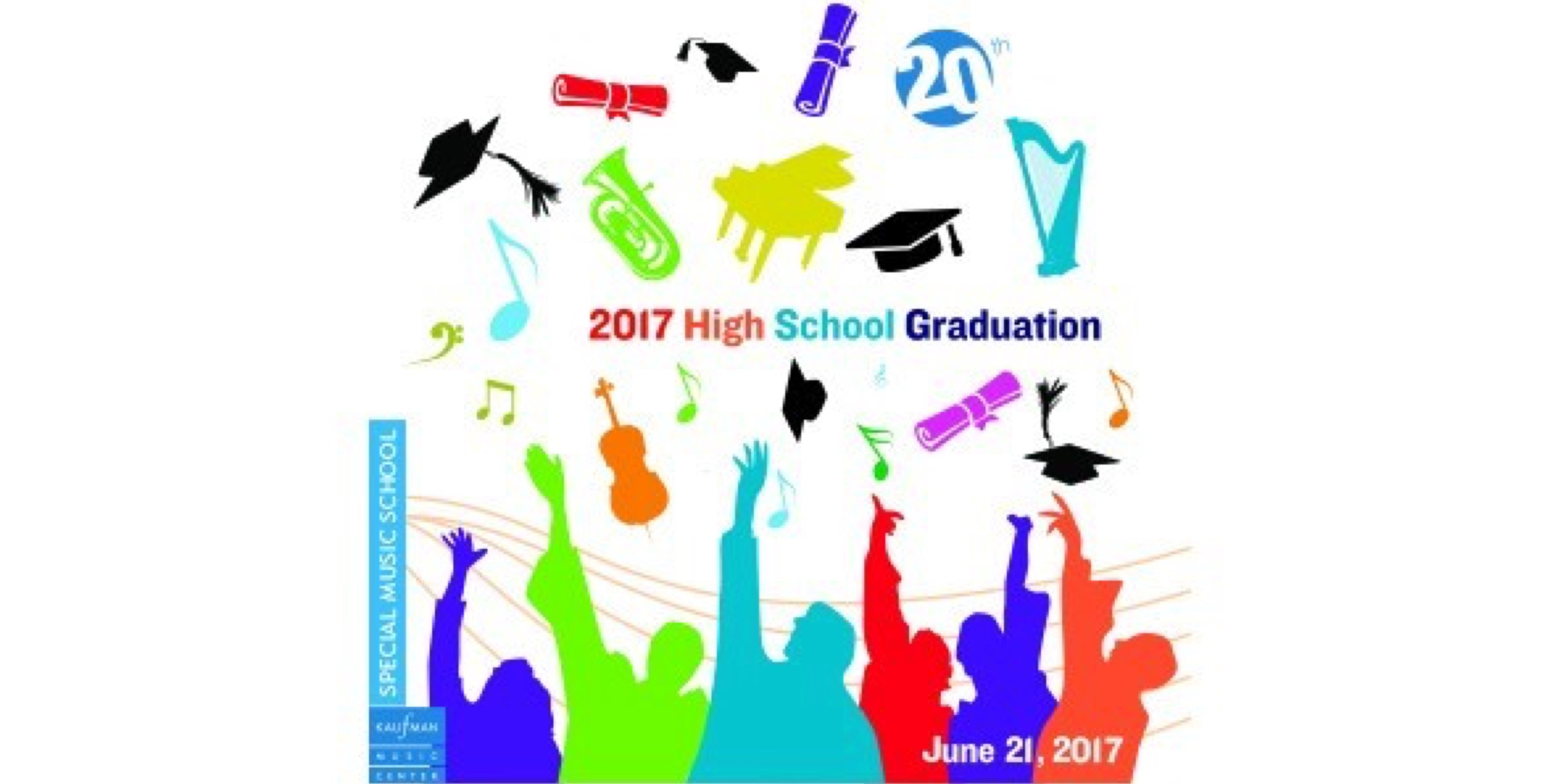 Congratulations to Special Music School's Classs of 2017!